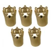 Buy cheap High Strength Tungsten Carbide Buttons , YG8 Tungsten Carbide Rock Drilling Bit Button from wholesalers