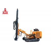 Buy cheap KAISHAN BRAND KG320/KG320H DOWN THE HOLE DRILL RIG FOR OPEN PIT MINES AND BLAST DRILLING from wholesalers