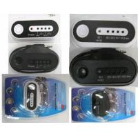 Wholesale CAR FM Transmitter FM-4 from china suppliers