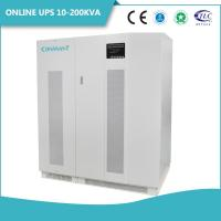 Buy cheap N + 1 Redundancy Low Frequency Online UPS  10-200KVA With Back Feed Protection from wholesalers