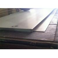 A516GR60 Q245R Q345R Abrasion Resistant Steel Plate In Oil , Gas Project Manufactures