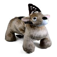 Buy cheap Big Plush Electric Animal Scooters, Giddy Up Animal Rides On Pony Toys For Adult from wholesalers