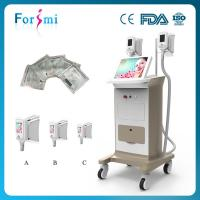 Buy cheap The most popular weight loss vacuum cryotherapy fat freezing machine price from wholesalers