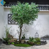 Wholesale Restaurant Decro Artificial Olive Tree 5-10 Years Life Time 2.5m Height from china suppliers