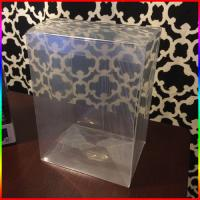Buy cheap funko pop protector box, 4inches and 6inches PVC/PET clear pop protectors from wholesalers