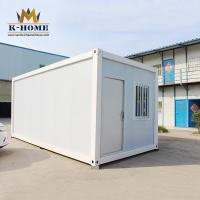 Buy cheap Quick Assembled Flat Pack Container House Movable Durable Roadside Coffee Shop from wholesalers