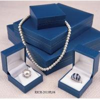 Wholesale hot-sales leatherette jewelry box /Plastic Jewelry Case/jewelry box from china suppliers