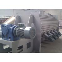 Wholesale High Speed Powder Ploughshear Mixer , Jacketed Ribbon Blender With Hot Water Injection from china suppliers