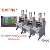 Buy cheap Automatic Rigorous Flex PCB Separator Machine with Custom 10-30T Punching Force from wholesalers