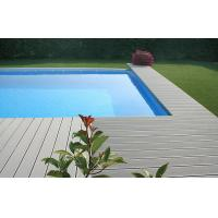 Buy cheap Waterproof WPC Decking Flooring Anti-slip For Pool Decoration from wholesalers