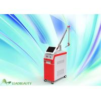 Wholesale Tattoo Birthmark Freckle Removal Q-switched Nd Yag Laser 532&1064nm vertical beauty machine from china suppliers