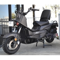 Buy cheap 1.4 Gallon Gas Moped 4 Stroke 150cc Adult Motor Scooter from wholesalers