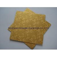Buy cheap 6 inch square cake board gold from wholesalers
