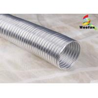 Buy cheap Ventilation Semi Rigid Flexible Ducting Aluminum For Clothes Dryers from wholesalers