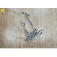 Buy cheap Coated Retail Pegboard Hooks , Plating Steel Curved Single Pegboard Hooks from wholesalers