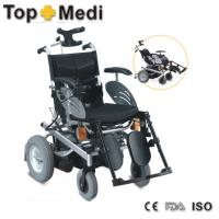 Buy cheap High-grade Reclining Electric Wheelchair TEW123GC from wholesalers