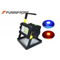 50W 36 Lamps LED Portable Spotlight Rechargeable Outdoor Camp Emergency Lantern Manufactures