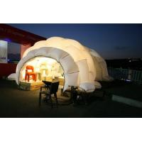Pneumatic Gallery Inflatable Tent Comercial Lighting Inflatable Garden Tent For Event Manufactures
