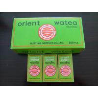 Japanese Steel Accessories for Commercial Sewing Machine Needles ORIENT WATEA Manufactures