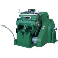 Buy cheap Platen Die-cutting and Creasing Machine, Platen Die-cutting + Creasing from wholesalers