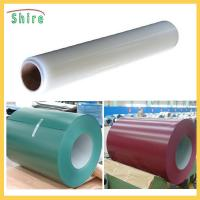Colored Aluminum Sheet Protective Film PE Adhesive Tape Water Resistant
