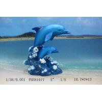 Buy cheap Resin Dolphin Figurine (FH38101Y) from wholesalers