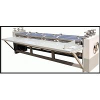Buy cheap semi-automatic carton slitter creasing machine from wholesalers