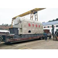Buy cheap Biomass Fired Hot Water Boiler 6t Capacity / Per Hour Reduce Energy Consumption from wholesalers