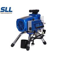 Buy cheap Electric Plaster Paint Sprayer Gun 500-600 m2/h High Pressure Airless Cement product