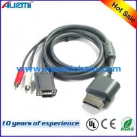 Xbox 360 VGA Cable cable for xbox 360 xbox 360 game accessories Manufactures