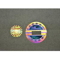 Buy cheap Tamper Evident Holographic Security Stickers Security Hologram VOID Sticker from wholesalers