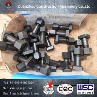 Buy cheap 2017 China Supplier Construction Machinery Excavator Replacement Parts Bolt and Nut from wholesalers