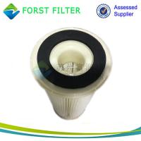 Buy cheap FORST Supply Hepa Polyester Filter Paper Media Industrial Dust Air Filter Cartridge from wholesalers