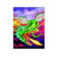 Buy cheap Eco - Friendly 3D Lenticular Photo For Store With PS / MDF Frame from wholesalers