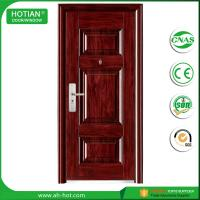 Wholesale American Style Used Wrought Inron Skin Door Sell Best High Quality and New Design Steel Door from china suppliers