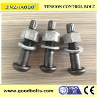 Buy cheap tor shear bolt for steel structure (ISO9001:2008 Certified) from wholesalers