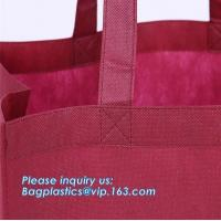 Buy cheap Best Selling Products High Quality Laminated Pp Non Woven Bag, Customized printed logo Eco Friendly Non Woven Bag, bagea from wholesalers