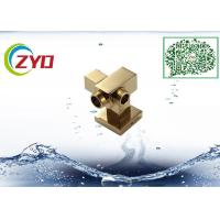 Buy cheap Wall Mounted Square Shower Diverter Valve For Bathroom Shower System from wholesalers
