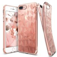 Buy cheap Flexible Light Slim Protective Cell Phone Cases 3D Diamond Textured Back from wholesalers