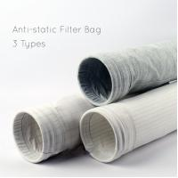 Buy cheap Anti - Static Polyester Fabric Filter Bags for Dust Collector from wholesalers
