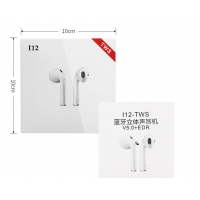Buy cheap Inpods 12 Pop up Window Connection TWS 5.0 Stereo Mini Wireless Bluetooth Earphone For iPhone Android from wholesalers