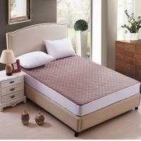 Buy cheap Fitted Memory Foam Mattress Topper Cover Twin Xl Moisture Proof from wholesalers