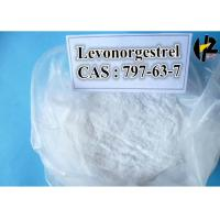 Buy cheap 797-63-7 Raw Hormone Powders Progesterone Hormone Levonorgestrel for Women from wholesalers
