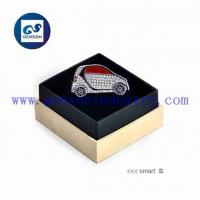 Buy cheap car air conditioner outlet metal exude perfume bottle from wholesalers