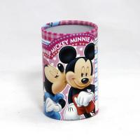 Buy cheap Micky Mouse Lovely Carton Cardboard Paper Cans Packaging for Pen and Pencil Package  from wholesalers