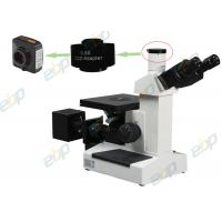 Wholesale Metallurgical Trinocular Inverted Microscope 100X - 1000X With 6V20W Halogen Bulb from china suppliers