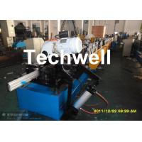 Buy cheap 120mm Diameter Roller Shutter Forming Machine With Hydraulic Cutting TW-RSD85 from wholesalers