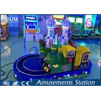 Buy cheap Hot Sale Amusement Game Machine Round Castle Train For Children from wholesalers