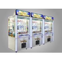 China Colorful Design Arcade Prize Machines / Game Center Claw Crane Machine on sale