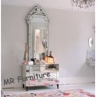 Buy cheap Beautiful Venetian Glass Mirrors Antique, Large Venetian Etched Mirror from wholesalers
